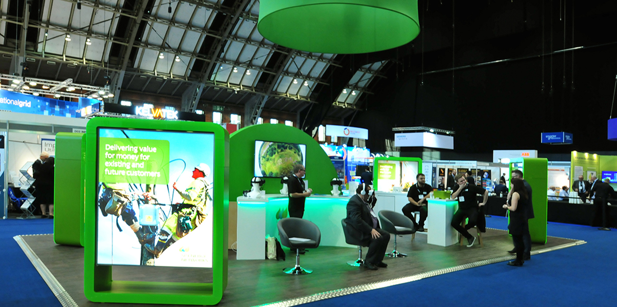 Service Graphics Exhibitions and Display Contractors