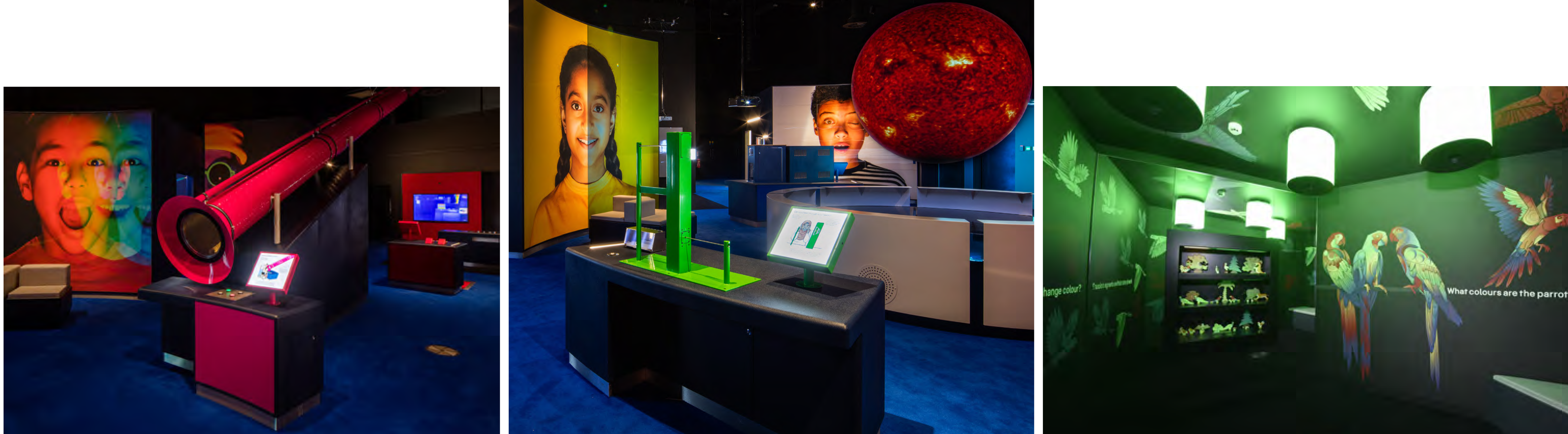 National Science Museum Experience Centre