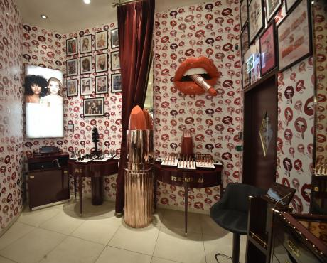 Charlotte Tilbury in store experience