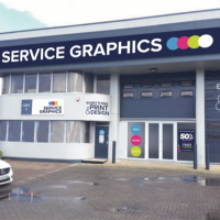 Cheltenham Site Service Graphics