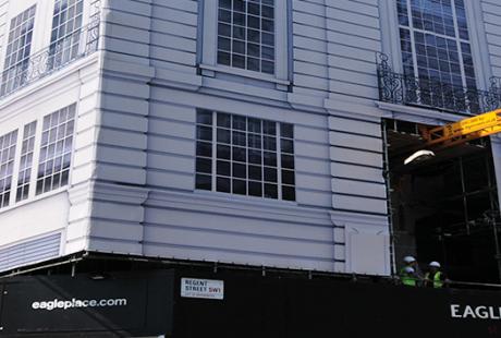 Building Wraps - Stanhope PLC