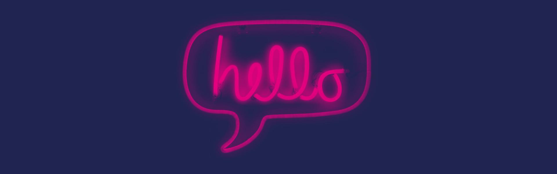 Hello Service Graphics